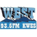 The West 93.5 – KWES-FM