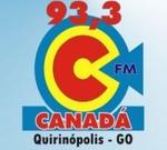 Rádio Canadá FM – Canadá Quirinópolis