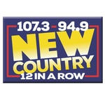 107.3 New Country – KIYK