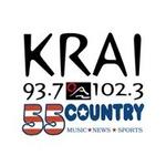 93.7 & 102.3 KRAI – KRAI-FM