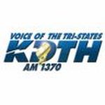AM 1370 KDTH – KDTH