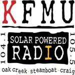 Solar Powered Radio- KFMU-FM