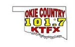 Okie Country 101.7 – KTFX-FM